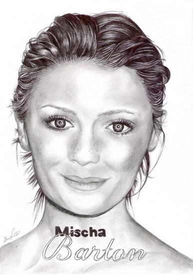 Mischa Barton by Veronica